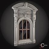 modele de arcade polistiren decorativ exterior fatade case moderne win-053