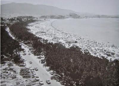 SINATURAS pola rexeneración da praia de Samil