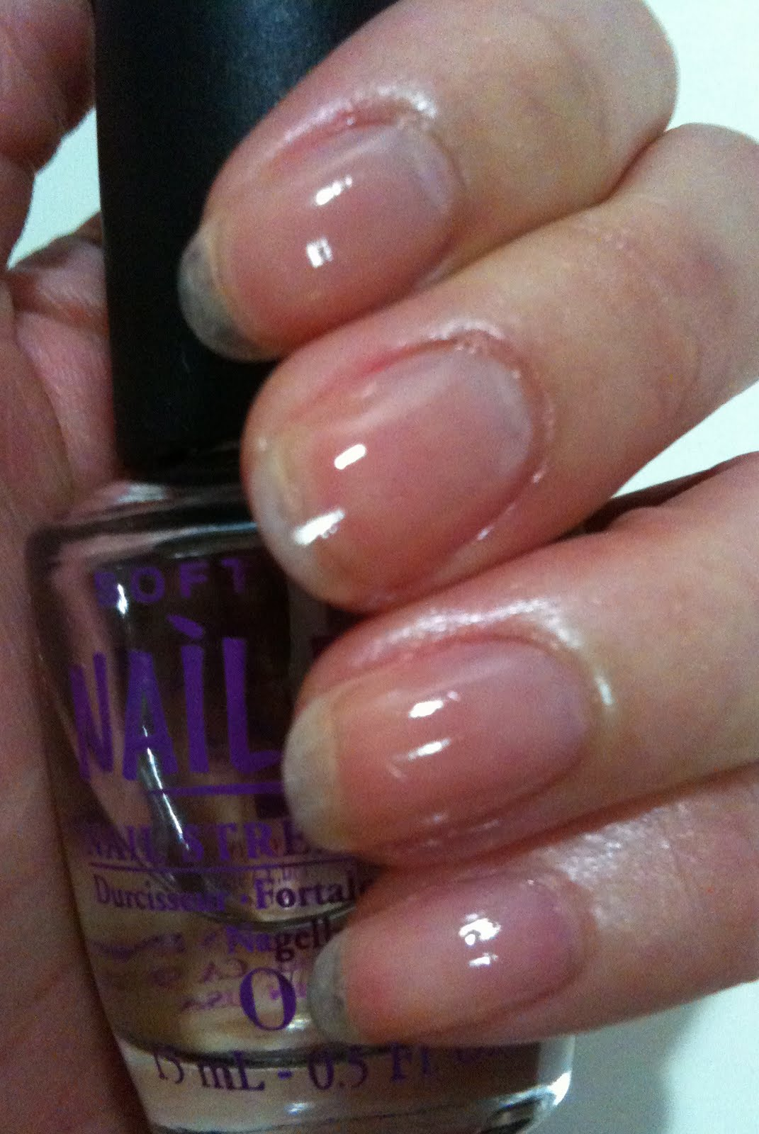 The Clover Beauty Inn: Review: O.P.I Nail Envy Natural Nail ...