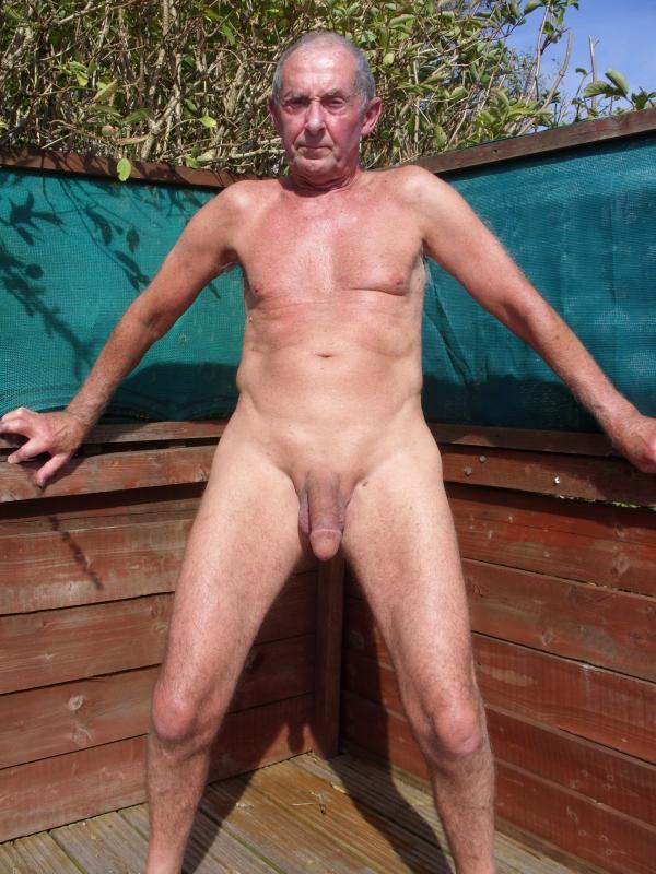 Naturist older men