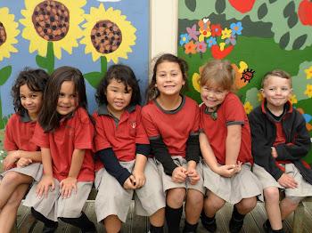 A6 Welcome 6 new students! Shivali, Trinity, Simon, Keolani, Keeley and Ty.
