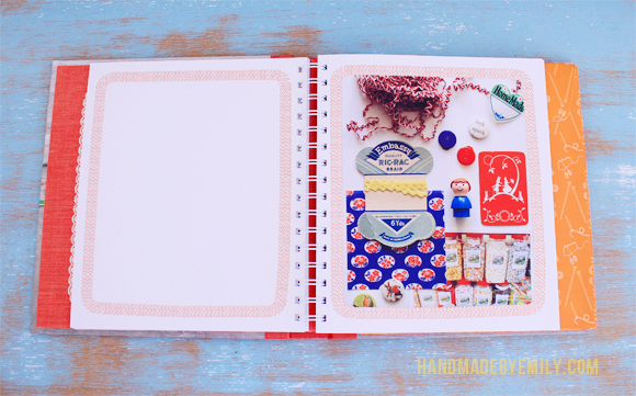 craft inspiration journal