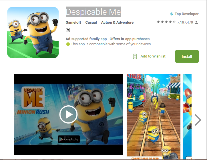 how to download android games on pc from google play