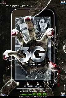 3G-A Killer Connection Movie Poster