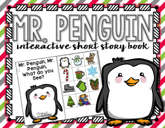 https://www.teacherspayteachers.com/Product/Mr-Penguin-Interactive-Short-Story-2245222