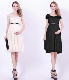 Elegant Maternity Dress Collections