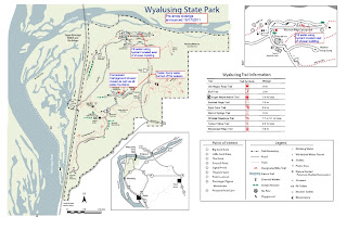 Cold Weather Preparations at Wyalusing and Nelson Dewey State Parks ...