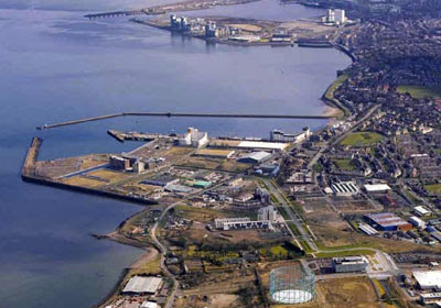 Edinburgh Waterfront from the City of Edinburgh Council Report