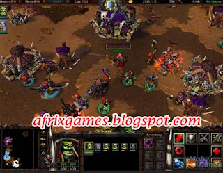 Free Download Games Warcraft 3 Reign of Chaos Full Version