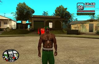 Cheat GTA San Andreas Terlengkap Untuk PC