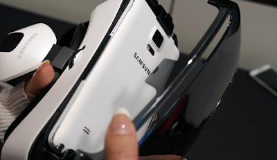 Samsung apostara por la realidad virtual con sus Galaxy O