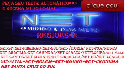 TESTE NETVHD AUTOMÁTICO NET:2 (TESTE 24 HORAS) FREE