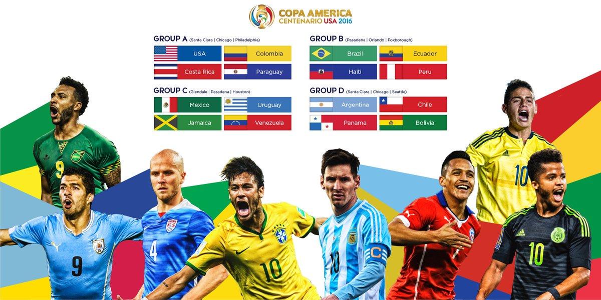 Copa America USA 2.0.1.6