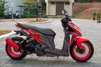 Modif Honda Vario 125 PGM FI