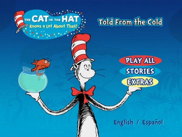 El Gato Del Sombrero Conoce El Mundo Entero 2011 DVDR Full Español Latino ISO NTSC