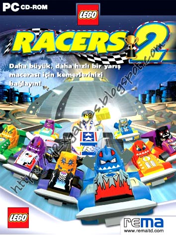Free Download Games - LEGO Racers 2