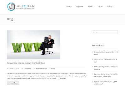 Blog Guna Tingkatkan Penjualan Produk