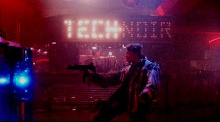 клуб Tech Noir из фильма