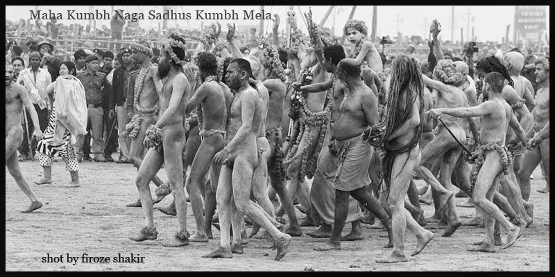 MahaKumbh Naga Sadhus KumbhMela