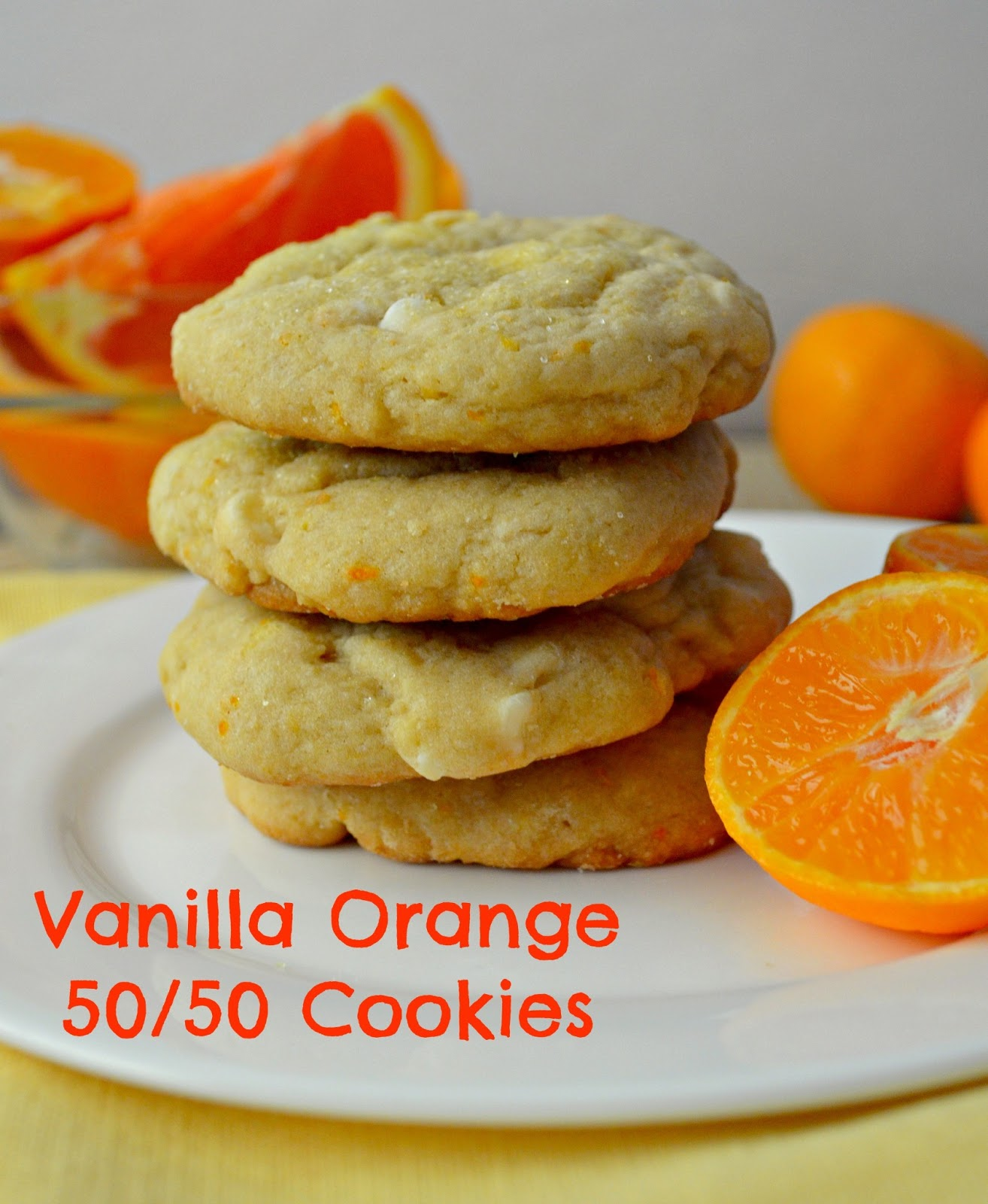 with orange soda and orange cream cookies cookies with orange cream i ...