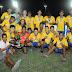 Independente é o campeão do 1º Campeonato Regional da Taiçoca de Fora