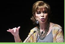 La escritora Isabel Allende recibirá la Medalla de la Libertad de EE UU