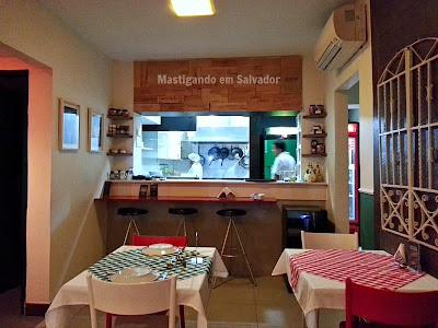 Di Lucca Ristorante Italiano: Ambiente