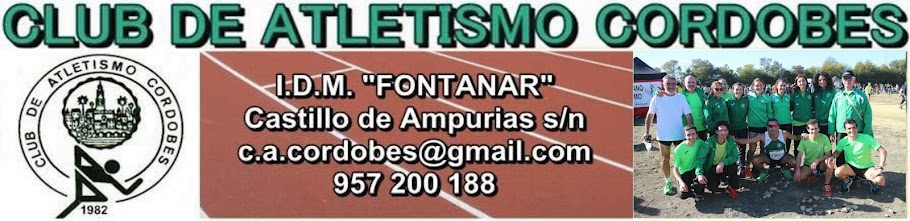 CLUB DE ATLETISMO CORDOBES
