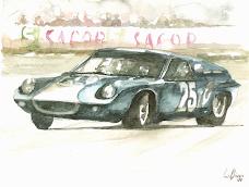 Lotus 47 Ford, 1969
