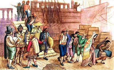 Comerciantes del Siglo XVI