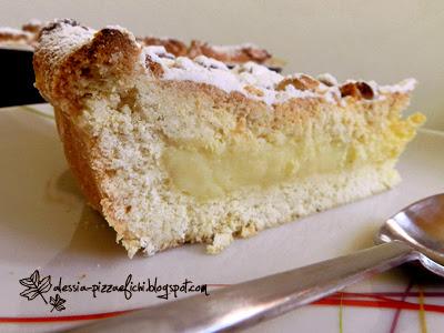 torta della nonna: missione compiuta!