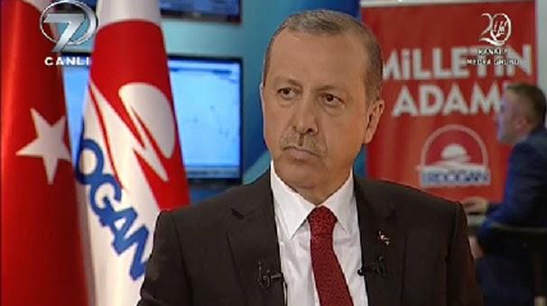 Kanal 7 Başbakan Erdoğan Son Oy Oranları Son Anket Sonuçları!