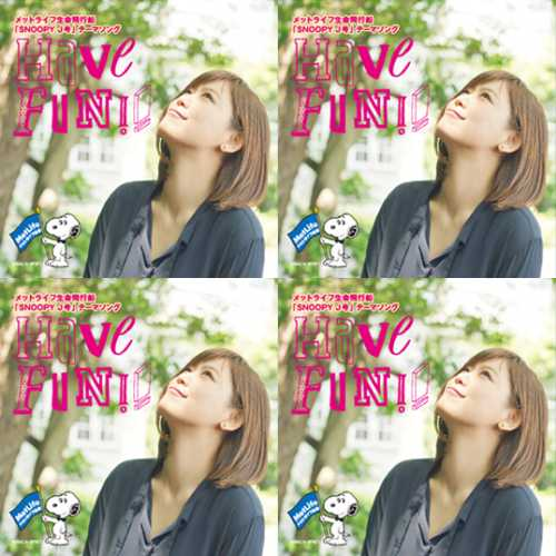 [Single] 絢香 – Have Fun!! (2015/MP3/RAR)