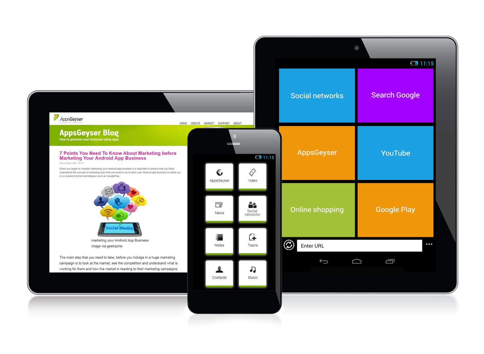 3 Alat Gratis Untuk Membuat Aplikasi Android Untuk Situs Anda