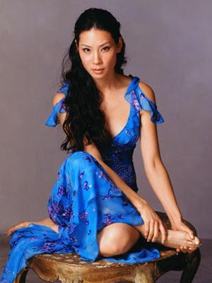 Lucy Liu actriz de cine