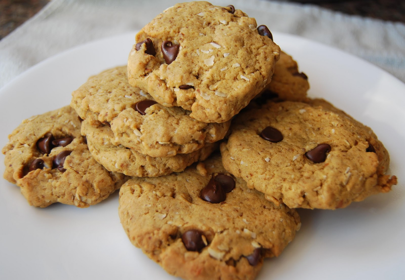 ... Kitchen: of vegan creations: Chocolate chip coconut oat cookies