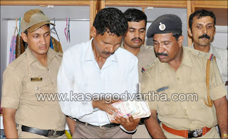 Seized, Cash, Police, Arrest, Police-Raid, Case, Mangalore, Kerala News.