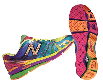 New Balance Women\u0027s WR890RG Shoes Rainbow