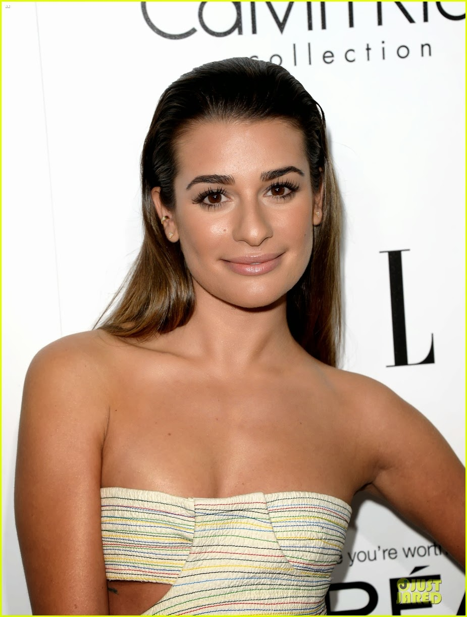 Lea Michele @ Elle's 20th Annual Women In Hollywood Celebration