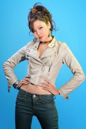 Nepali Model Saruna Khatri attractive awesome