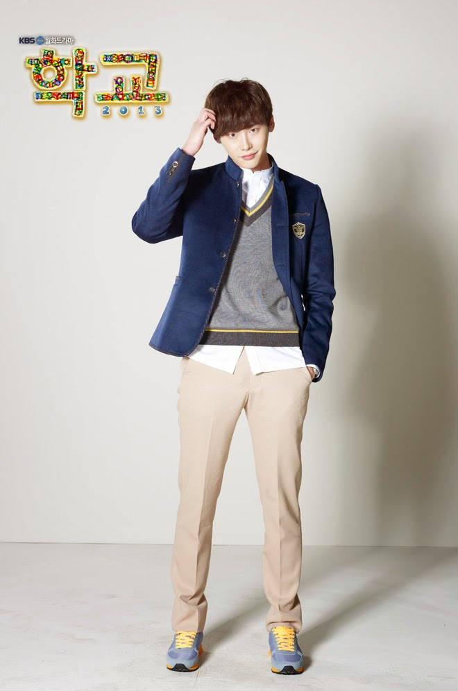 Lee Jong-Suk as Go Nam-Soon