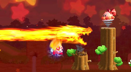 Vídeo e Imagens de Kirby's Return to Dreamland (Wii). Dreamland-2