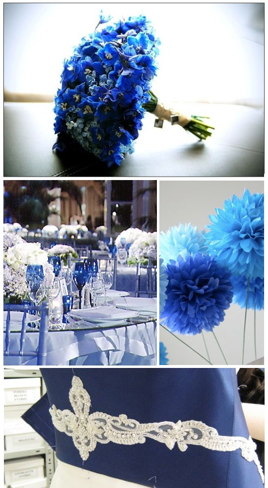 Matrimonio Tema Azzurro : Flobywedding organizzatori di matrimoni tema azzurro