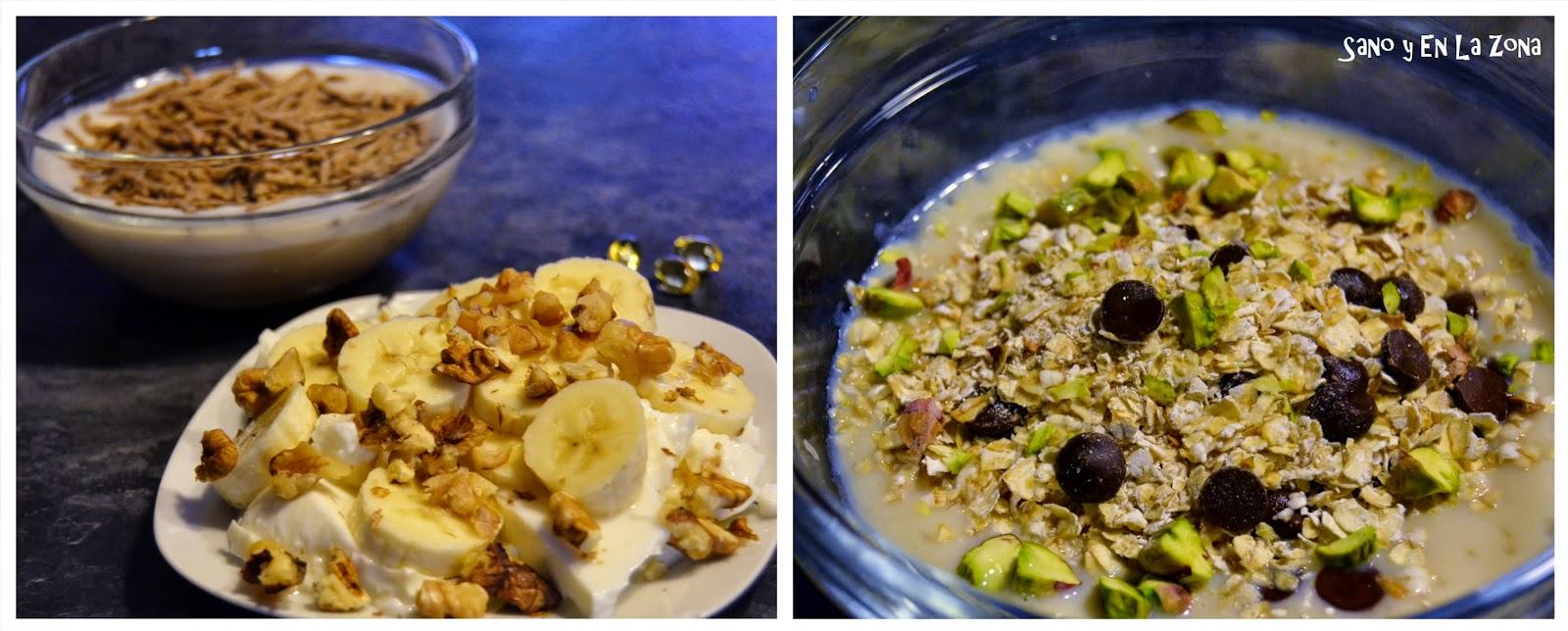 Sano y en la zona taz n de leche y cereales completo for Tazon cereales