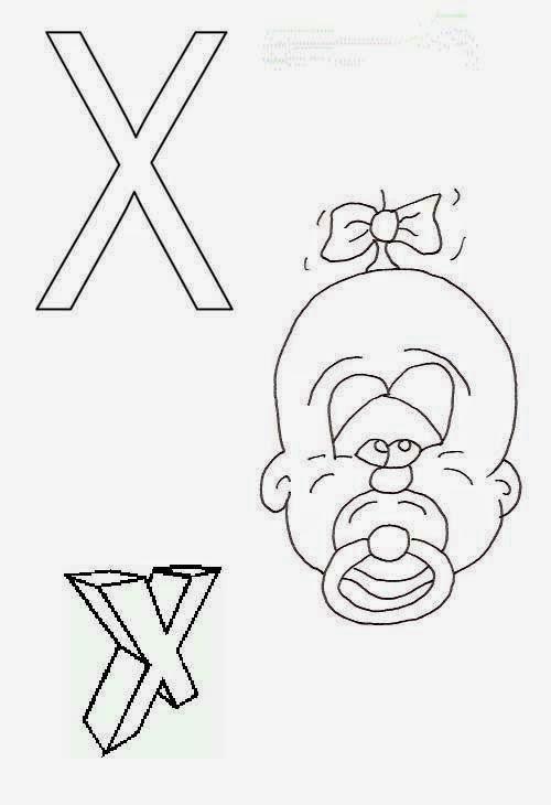 Coloriages magiques alphabet letter x coloriage magique cp - Coloriage magique alphabet ...