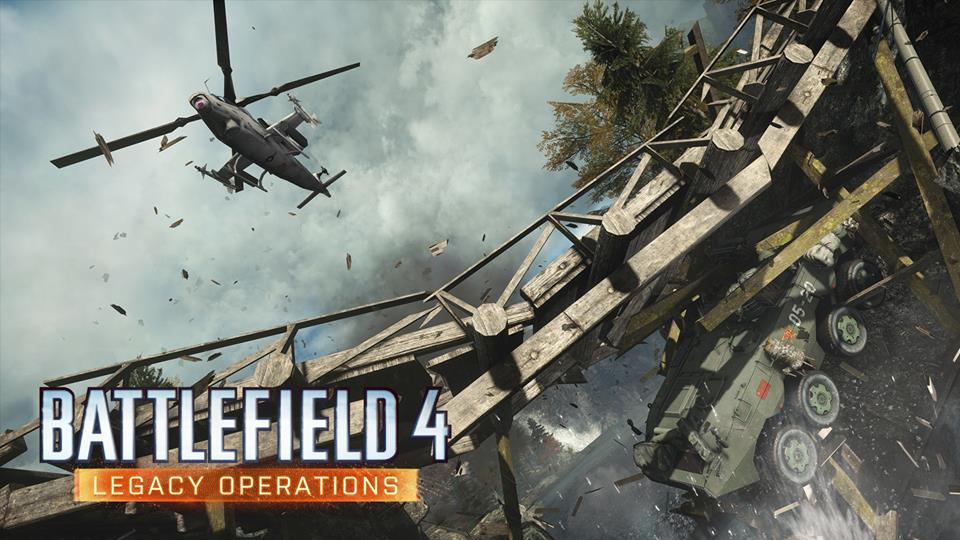 Mapa Dragon Valley 2015 para Battlefield 4 está finalizado