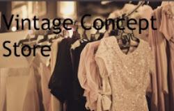 Vintage concept store