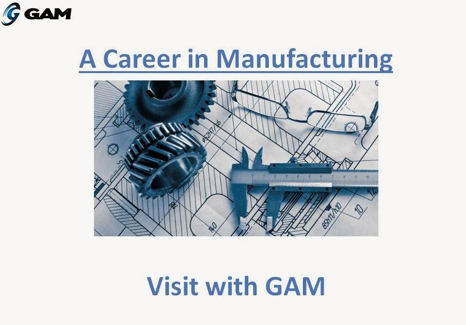 GAM Gear Manufacturing
