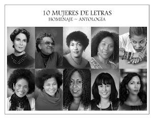 Antología: 10 Mujeres de Letras