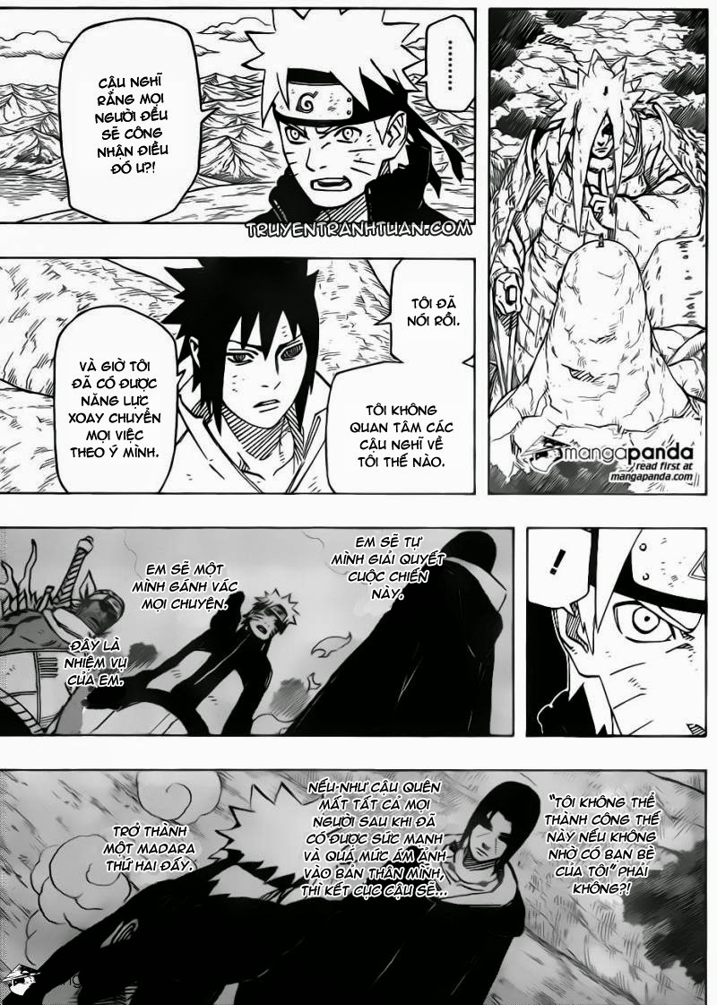Naruto - Chapter 694 - Pic 10